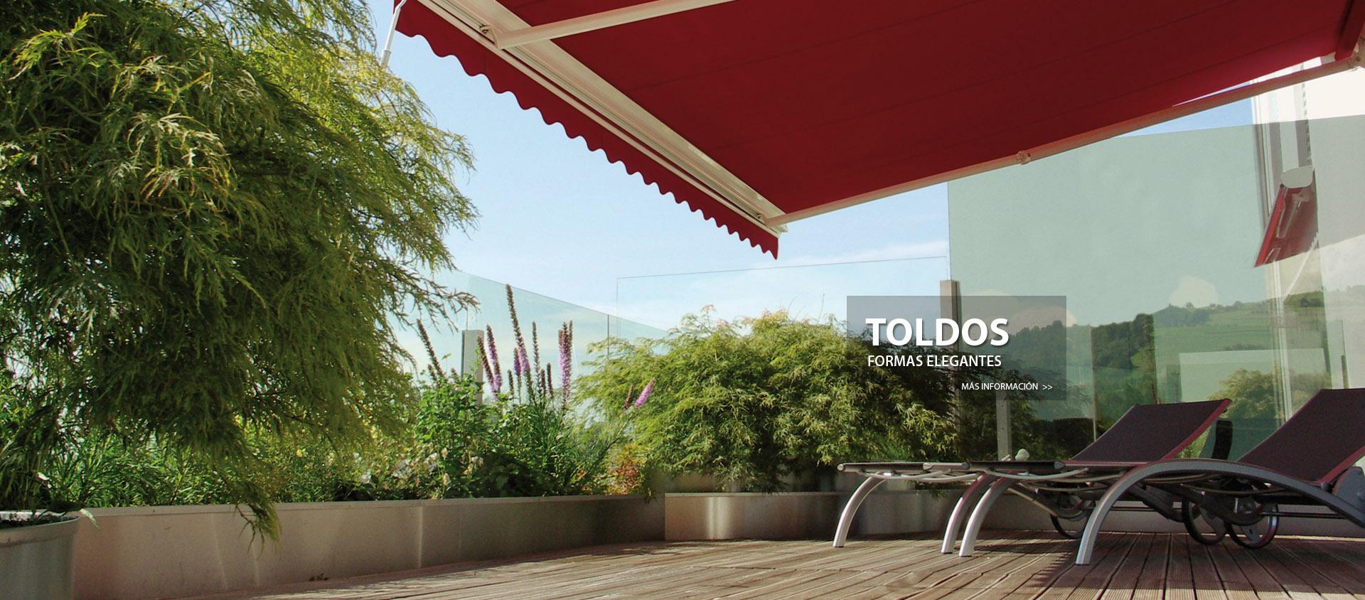 Techos retractiles para terrazas best toldos y lonas para for Toldos retractiles para terrazas
